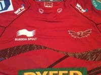 Classic Rugby Shirts | 2012 Llanelli Scarlets Vintage Old Jerseys